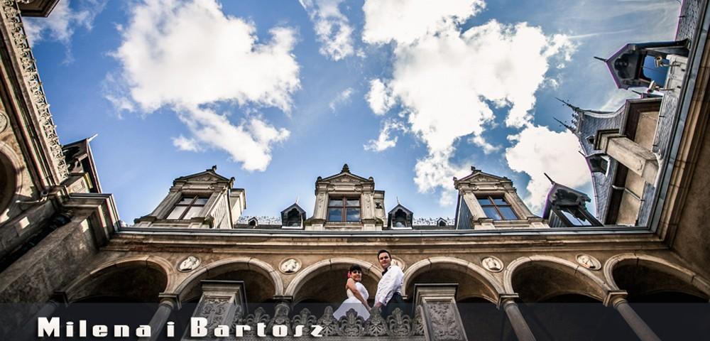 Zdjęcia ślubne Legnica
