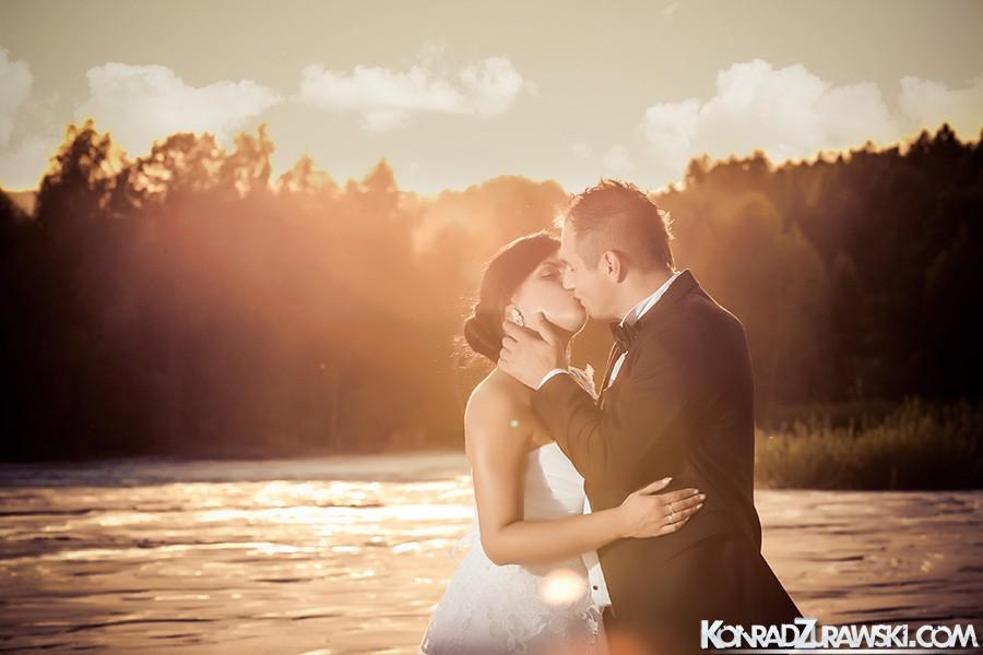Zdjęcia ślubne Bolesławiec, zdjęcia na piaskach,