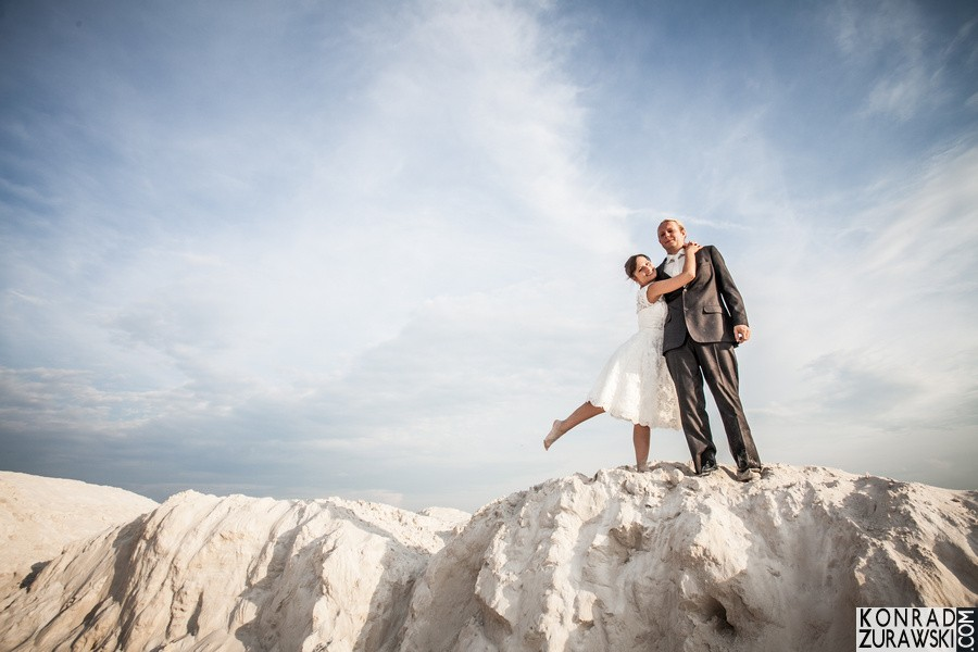 piaskowy plener
