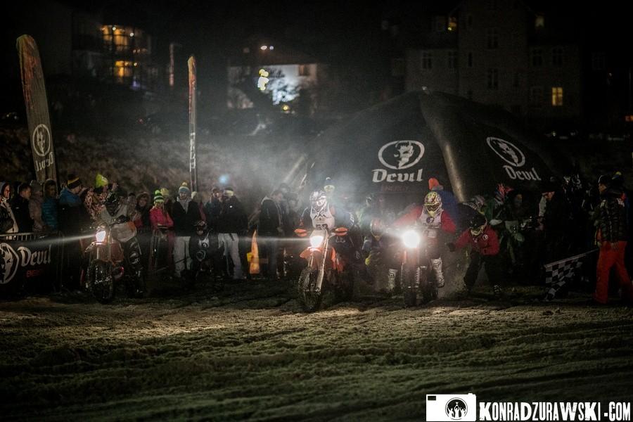 IV Mistrzostwa Polski w Skijoering 2015