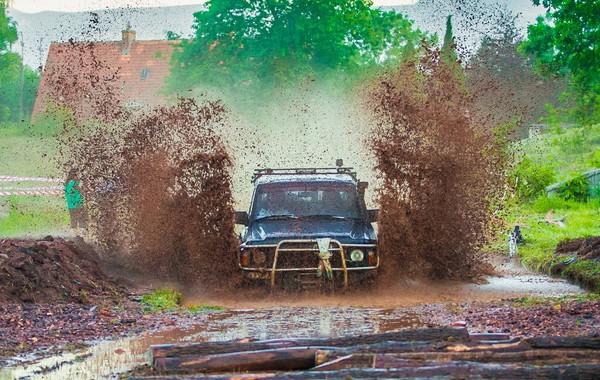 Mud Party 2015 Jelenia Góra