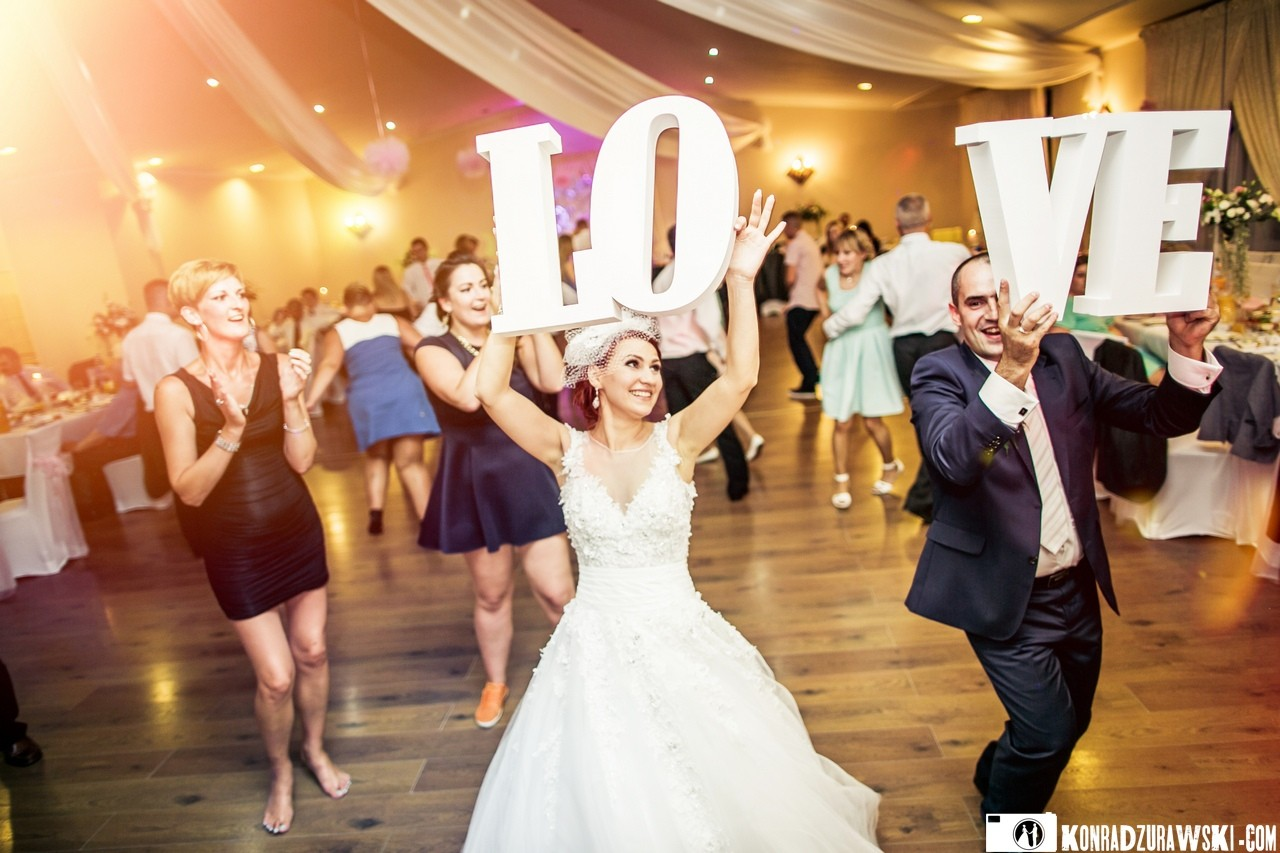 wesele z wielkim Love