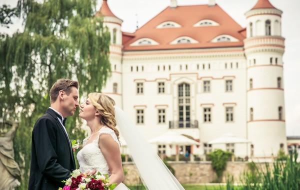 Ślub w Pałacu Wojanów